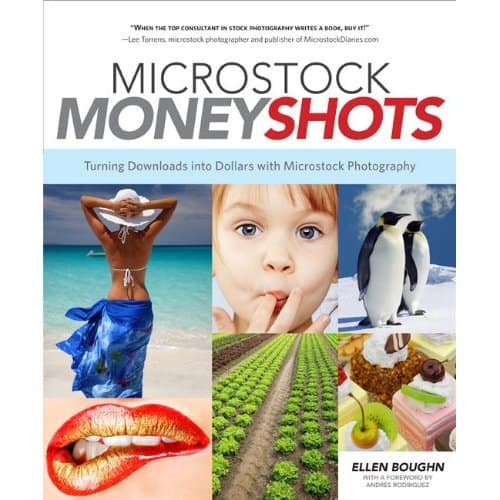 Microstock Money Shots - Ellen Boughn