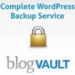 WordPress Backup Service