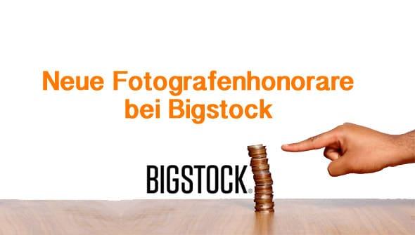 Bigstock Fotografenhonorare
