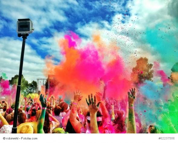 Melbourne Coloration © Robin Michel / Fotolia